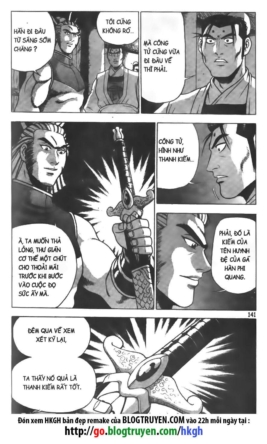 Hiệp Khách Giang Hồ chap 199 page 13 - IZTruyenTranh.com