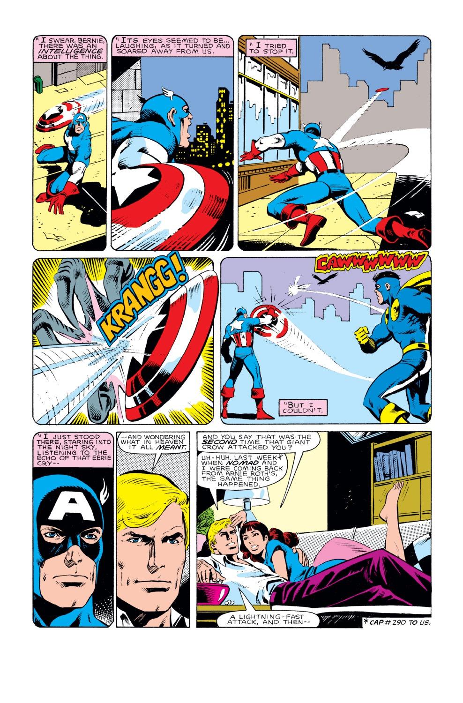 Captain America (1968) Issue #292 #208 - English 3