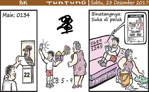 Prediksi Gambar Pak Tuntung Sabtu 23 12 2017
