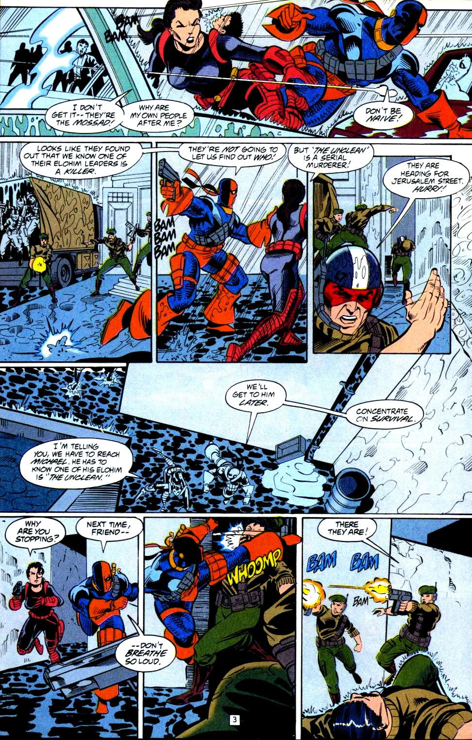 Deathstroke (1991) Issue #38 #43 - English 4
