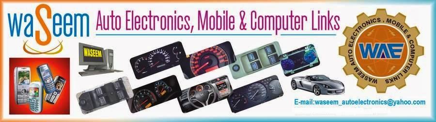Waseem Auto Electronics & Computer Links Faisalabad Pakistan