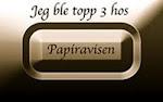 Kåret til topp 3 hos Papiravisen