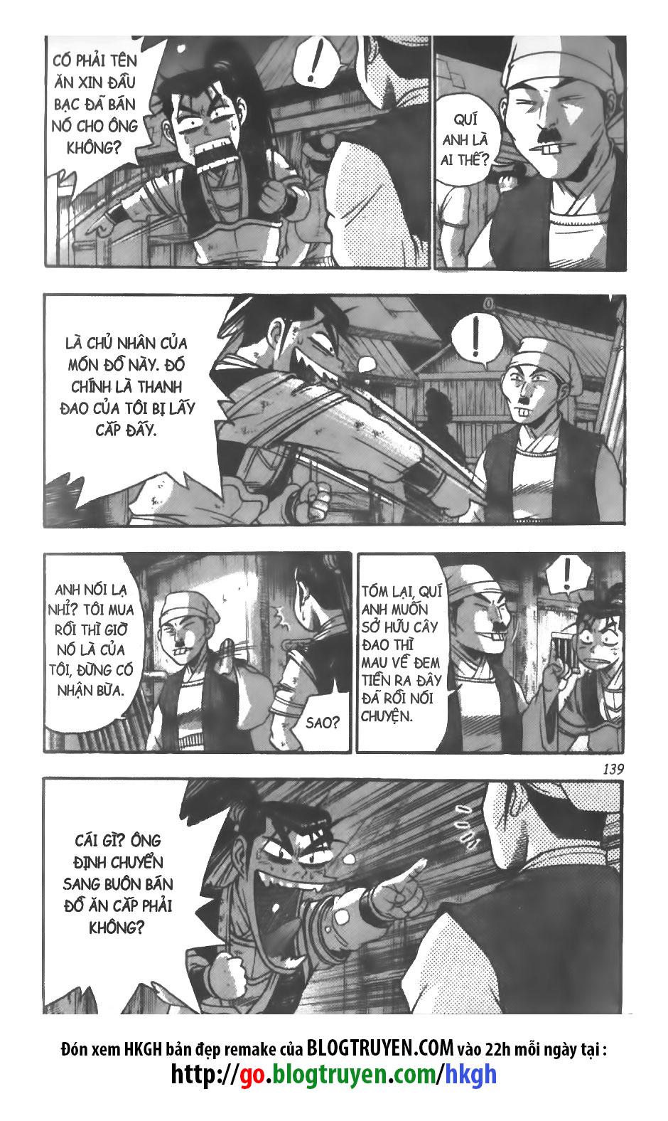 Hiệp Khách Giang Hồ chap 276 Trang 22 - Mangak.info