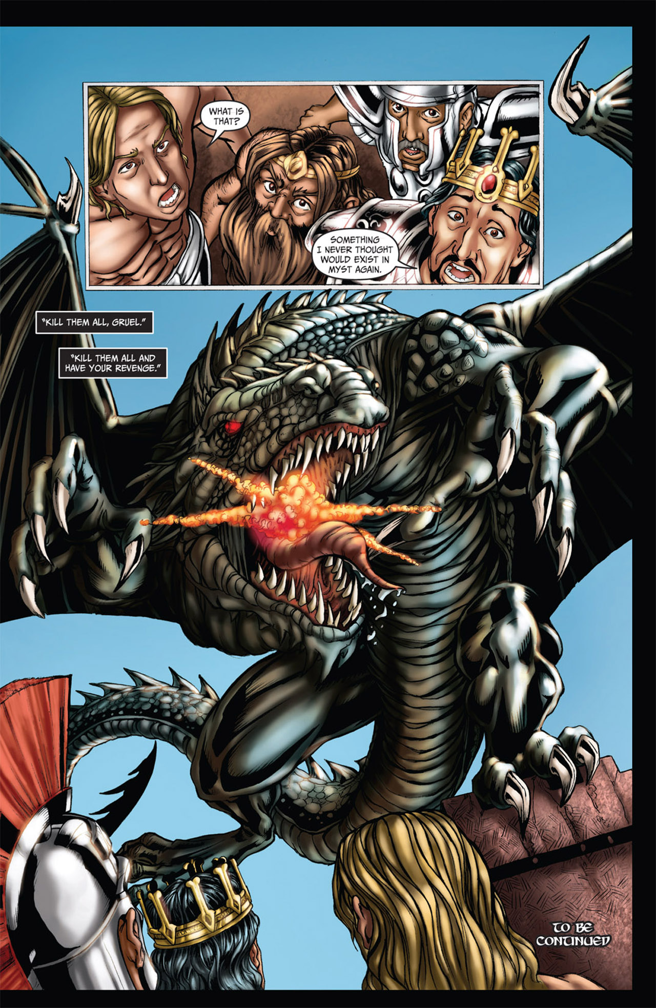 Grimm Fairy Tales (2005) Issue #60 #63 - English 24