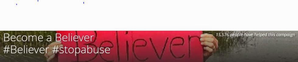 Believer Campaign Pledge
