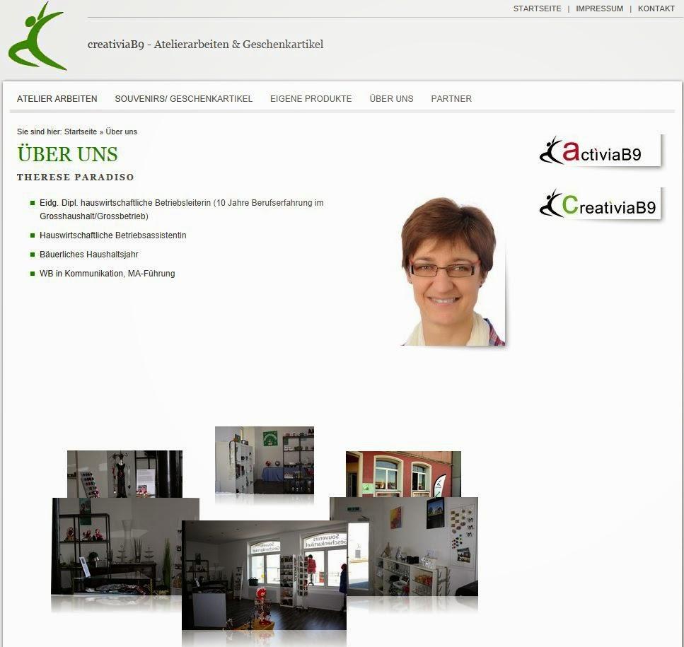 Zur Homepage Creativia B9