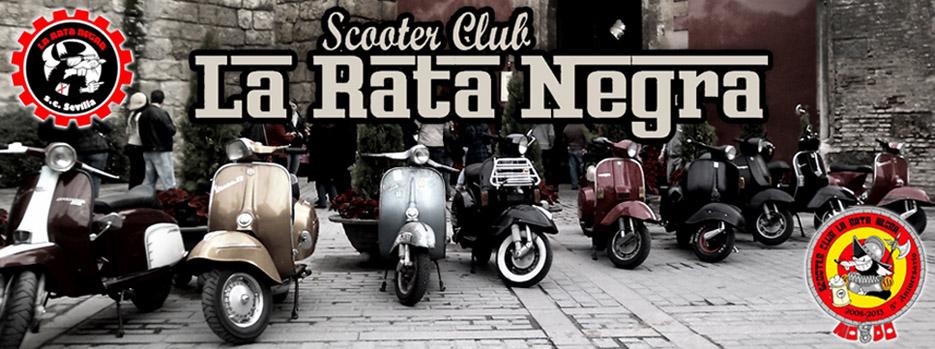 SCOOTER CLUB LA RATA NEGRA - SEVILLA