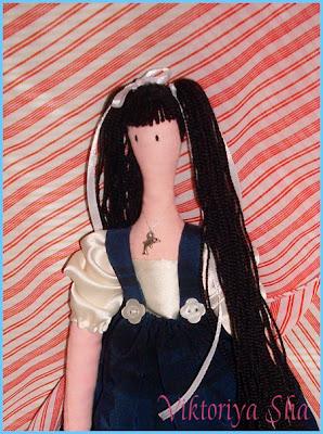 кукла Тильда - Тинка