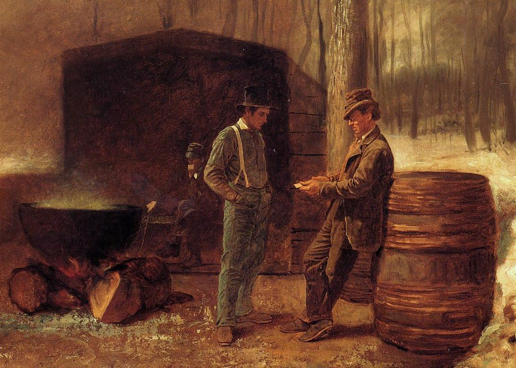 Famous Blacksmith Painting