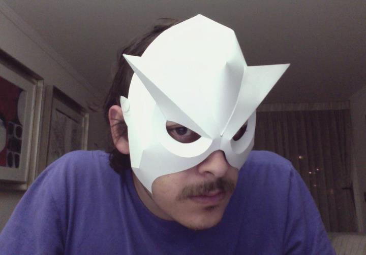 Cubotoy Mask Papercraft