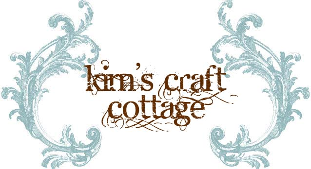 KIM'S CRAFT COTTAGE aka paper rocks scissors are cool too!