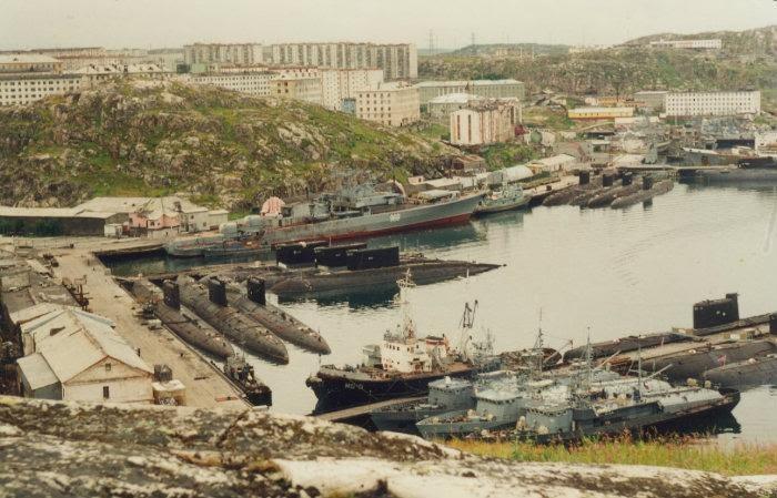 Terkait Kapal Selam Kilo Class TNI AL Tinjau Armada Utara Rusia