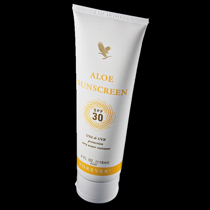 Aloe Sunscreen Kem chống nắng