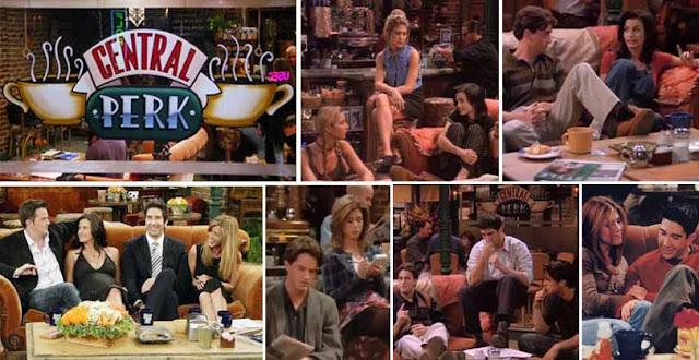 Cafetería donde se reunían los protagonistas de Friends