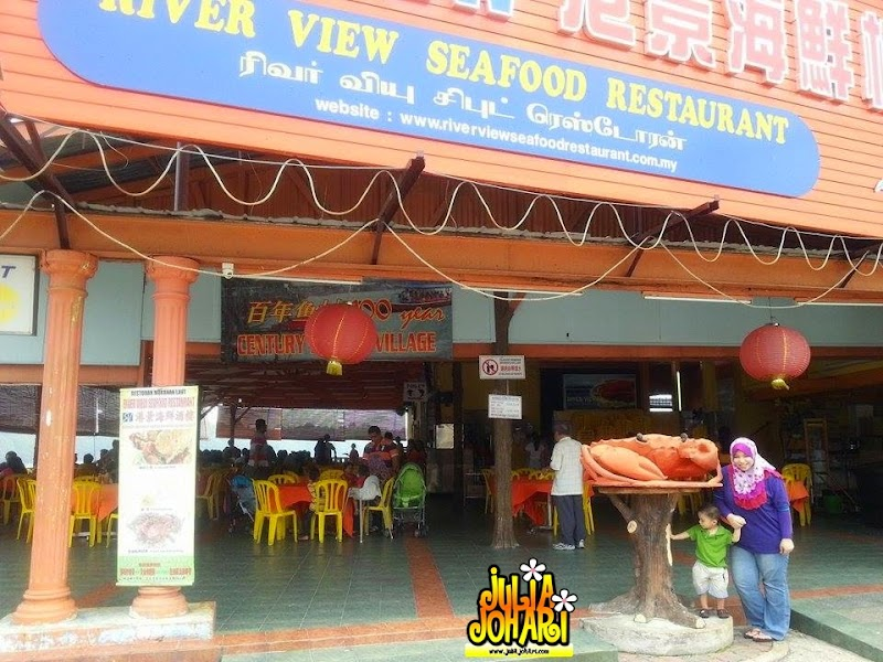 River View Seafood Restaurant Kuala Selangor