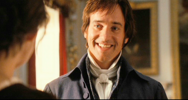 Mr. Darcy - Personagens masculinos favoritos