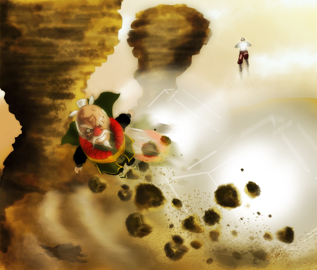 Naruto chap 547 Trang 17 - Mangak.info