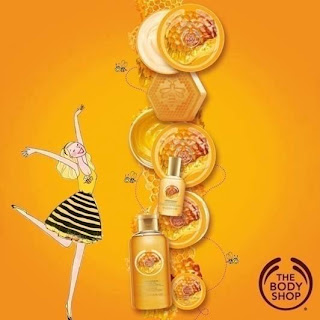 Honeymania, la nueva línea de The Body Shop