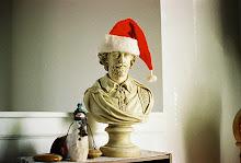 Shakespeare Santa