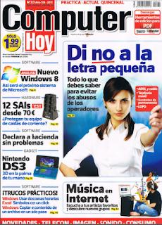 Revista: Computer Hoy No.331 [89.00 MB | PDF | Español]