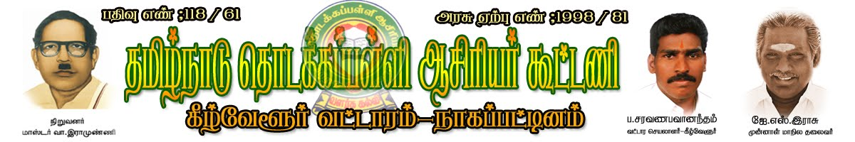 Tamilnadu Elementary School Teachers Fedaration