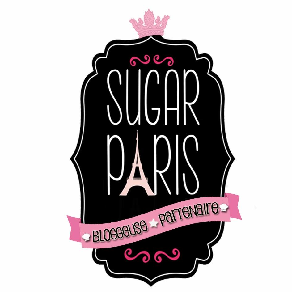 Bloggeuse Partenaire SUGAR PARIS 2014