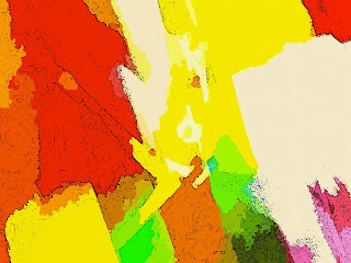 Joy Of Colors modern abstract composition