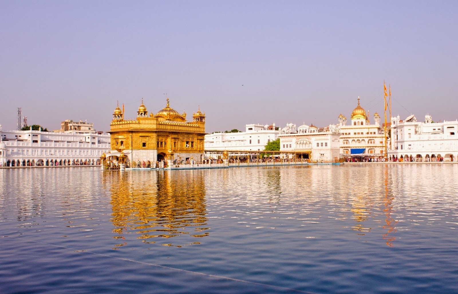 beautiful wallpapers: amritsar golden temple hd wallpapers for desktop