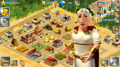 Battle Empire Roman Wars v1.6.2 Mod Apk (Mega Mod) 3