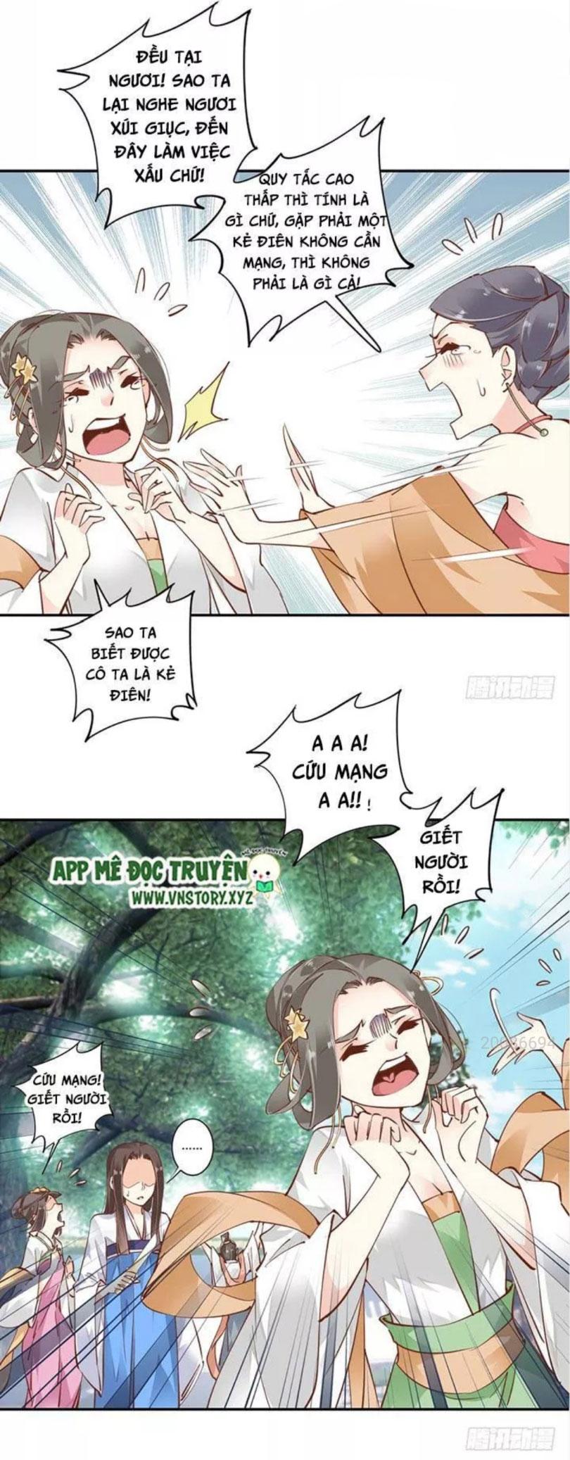Hoàng Hậu Ương Bướng chap 24 - Trang 22