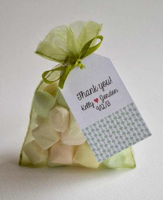 Unxia 100 matte small label tags custom wedding favor for Small tags for wedding favors