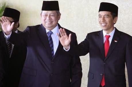 Jokowi Resmi Dilantik Menjadi Presiden RI ke 7