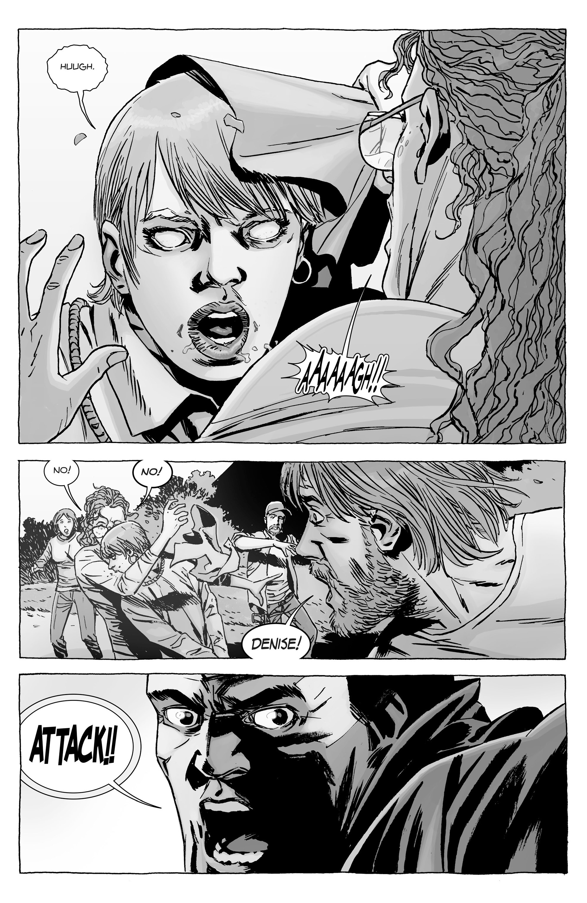 The Walking Dead Issue #119 Page 23
