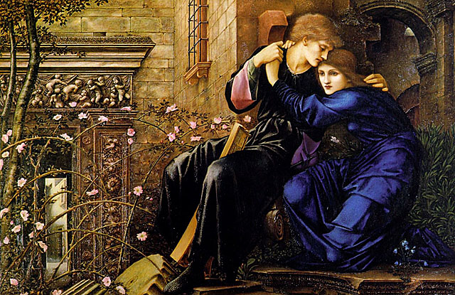 Sir Edward Coley Burne-Jones (1833 – 1898)