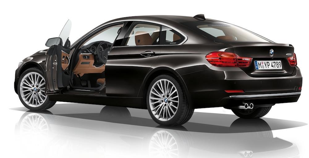 BMW 4シリーズグランクーペ・ラグジュアリーライン