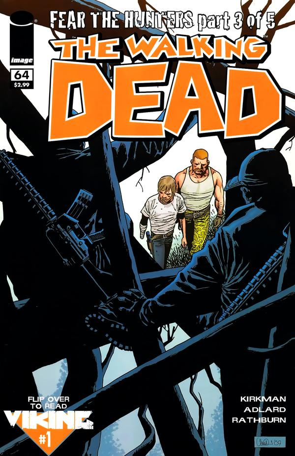 the walking dead comic book 3 pdf