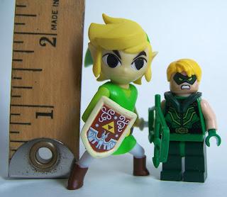 World of Nintendo toon Link