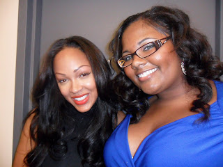 Megan Good & Yasmine Arrington