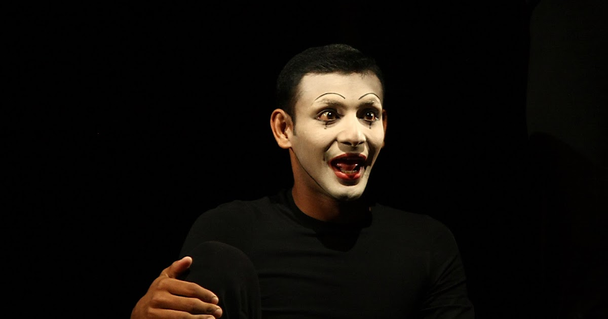 Mime blog the art of mime and pantomime for Farcical pantomime