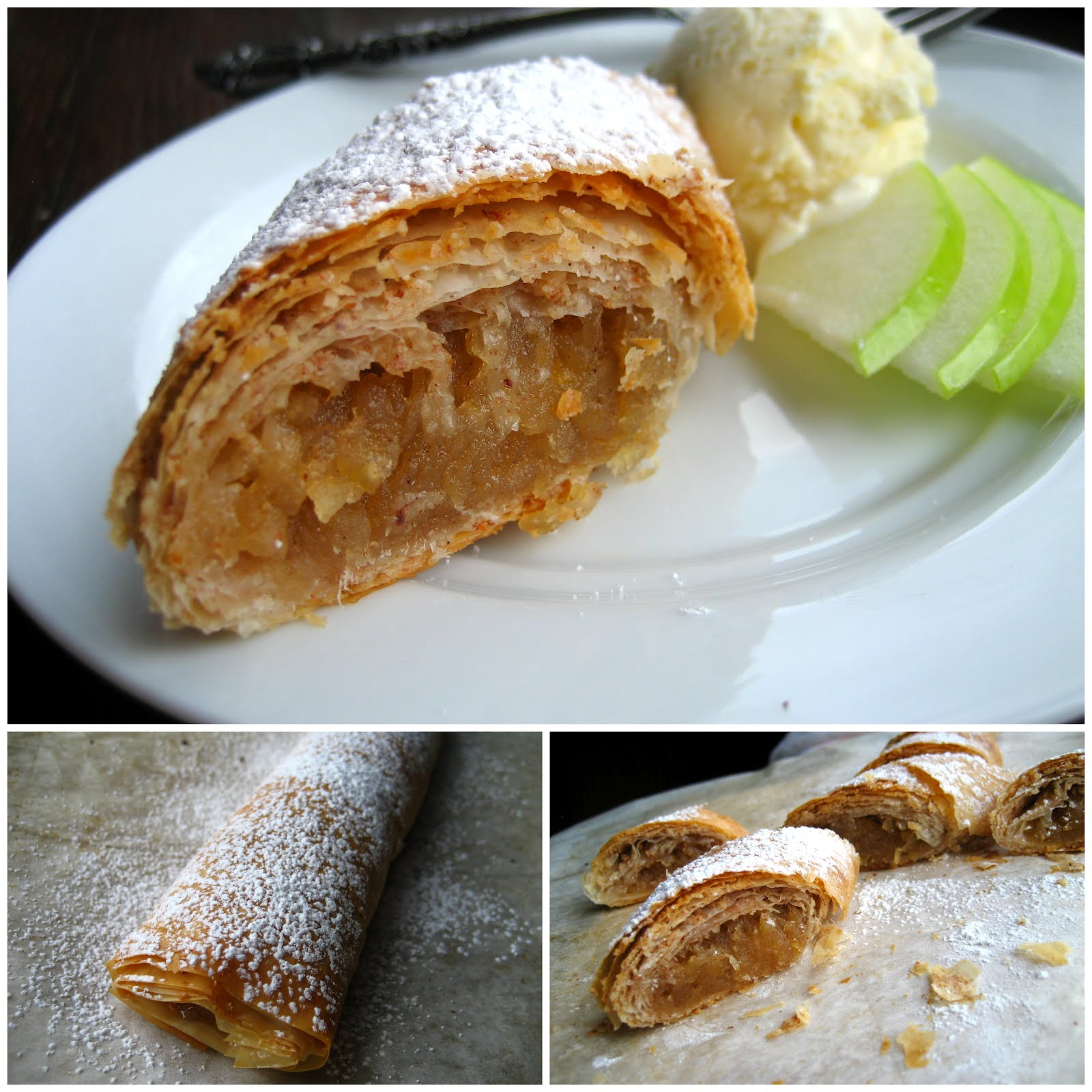 Home Cooking In Montana: Apple Strudel... my new favorite apple ...