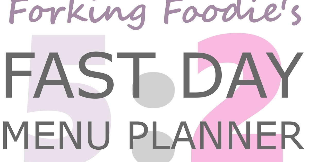 5:3 Fast Day Recipes - Magazine cover