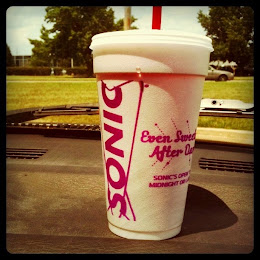 SONIC SLUSH OF THE WEEK