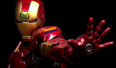 Iron Man Perlis - Orang besi Perlis