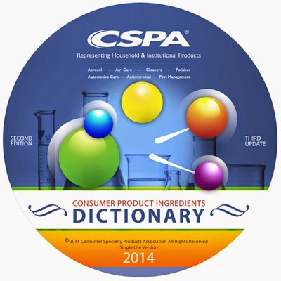Consumer products ingredient dictionary in cd rom cspa for American regional cuisine 2nd edition