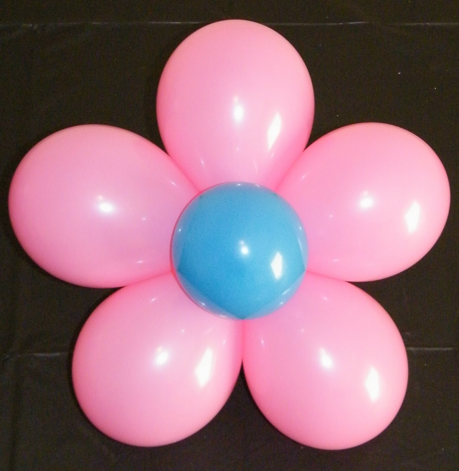 Make your own balloon decorations how to make a balloon flower make your own balloon decorations mightylinksfo