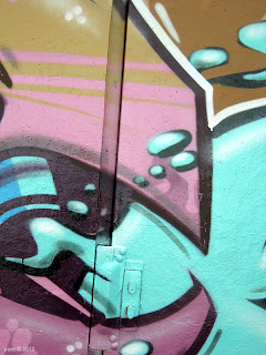 topham wall street art gallery - shape and colour