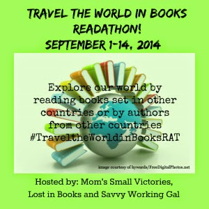 http://momssmallvictories.com/travel-the-world-in-books-readathon-announcement-sign-ups-sept-2014/