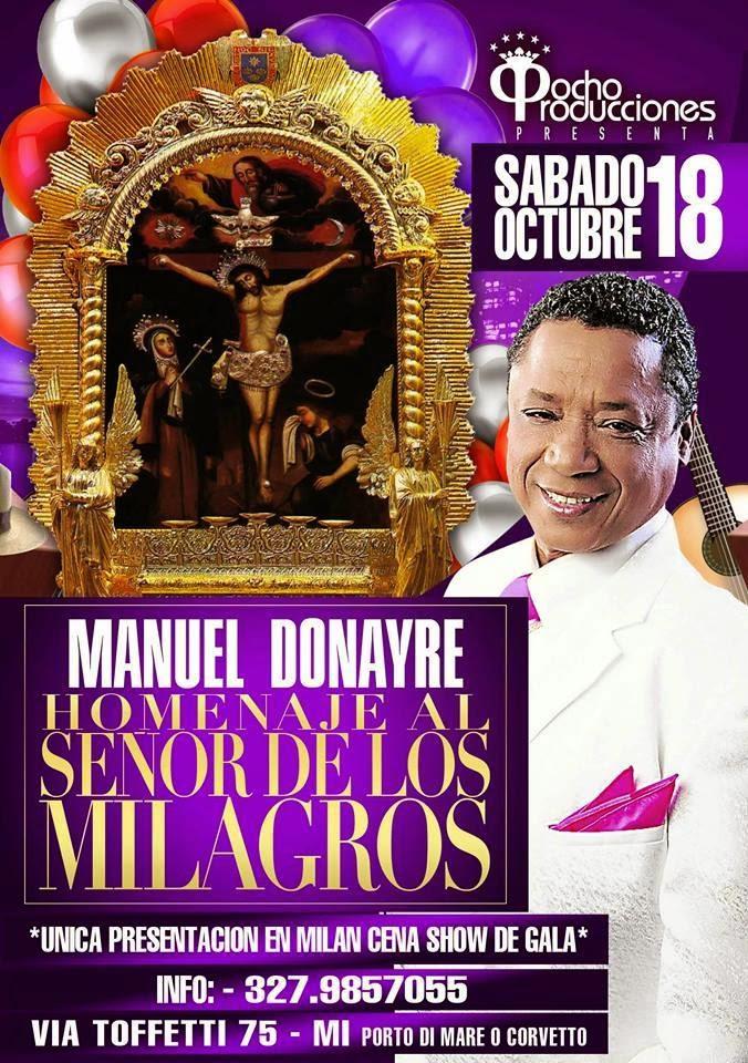 MANUEL DONAYRE ESTE 18 DE OCTUBRE