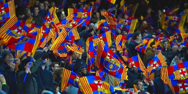FC Barcelona Fans Camp Nou tickets