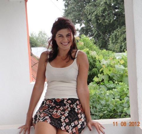 h&m, skirt, top , tshirt